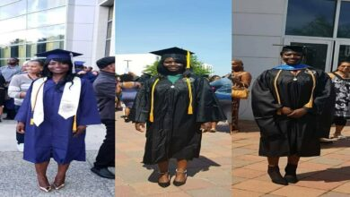 Photo of Bagging My 3 College Degrees Was Challenging – Kaffydadiva