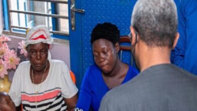 Photo of Widow disowns family over N500m compensation from Gbajabiamila