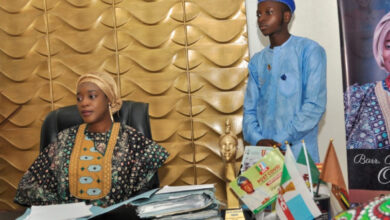 Photo of 17 Year Old Emmanuel Agida Becomes Special Assistant To Commissioner