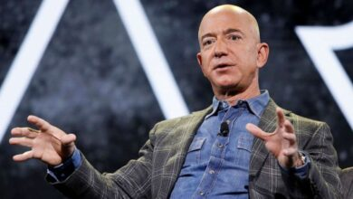 Photo of Jeff Bezos travels to space next month