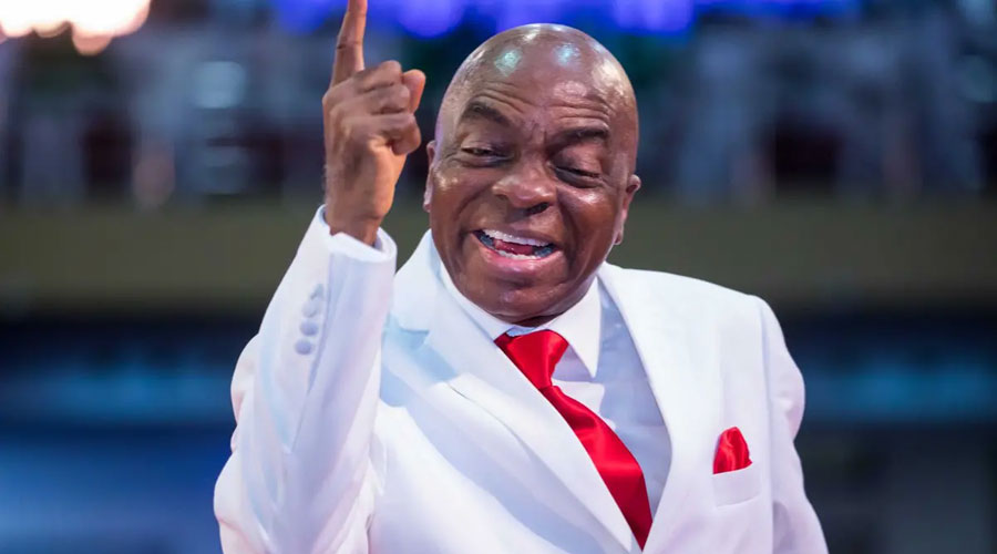 Nigerians are confused about my ministry - Oyedepo