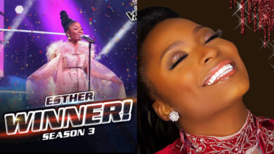 Photo of Esther Benyeogo wins The Voice Nigeria 2021