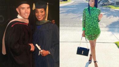 Photo of If you're living off a man hard earned money, never you become a motivational speaker – Georgina Onuoha