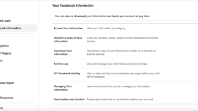 Photo of 3 Steps On How To Delete Facebook Account Permanently