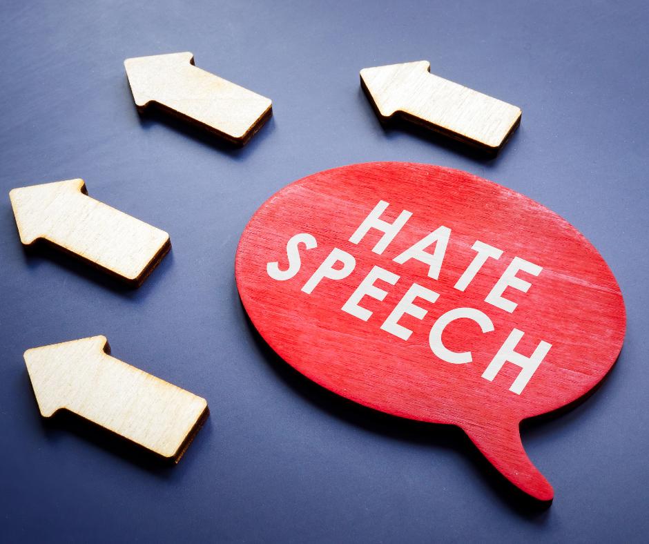 increase in hate speech fine