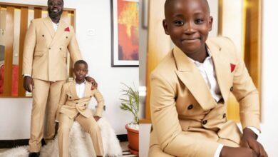 Photo of See Stunning Photos Of Mercy Johnson Son On His 7th Birthday